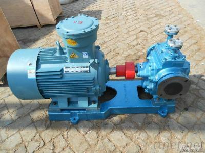 RCB Series Heating Coat Gear Oil Pump