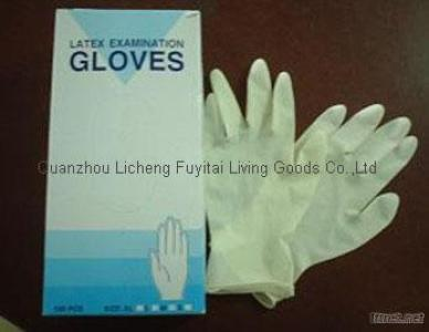 Medical Latex Examination Glove With Cheap Price At High Quality