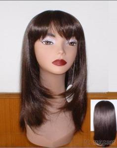 Synthetic Hair Wig, Available In Various Styles And Colors