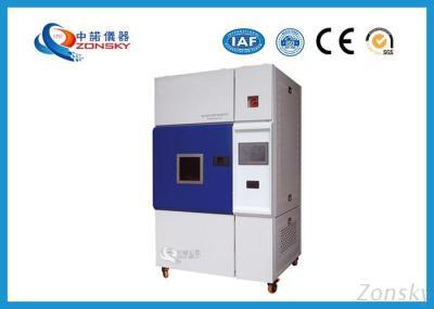 Programmable Xenon Test Equipment, ASTM D 2565 Weatherproof Xenon Arc Chamber