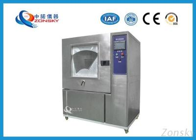 Simulated Sand Dust Test Chamber, IEC 60529 Sand and Dust Testing Equipment