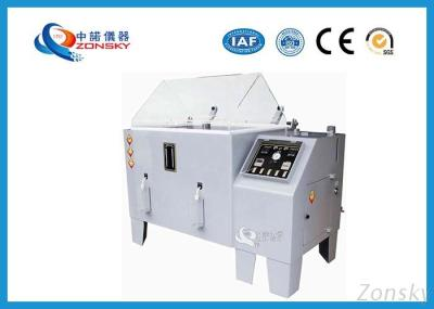 108L Salt Spray Test Chamber / Salt Spray Test Equipment ISO And ASTM Certified
