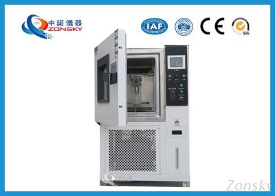 Laboratory Ozone Test Chamber / ASTM D1149 Automatic Ozone Test For Rubber