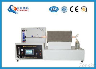 Intelligent FRLS Testing Instruments For Halogen Acid Gas Release Test IEC 60754
