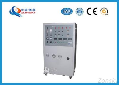 Movable FRLS Testing Instruments, Cable Integrity Flammability Testing Equipment