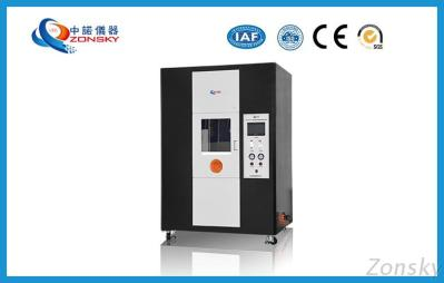 Vertical FRLS Testing Instruments, Single Wire And Cable Combustion Test Equipment