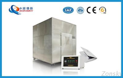 Automatic Micro Controlled FRLS Testing Instruments, Plastic SmokeDensity Test Apparatus