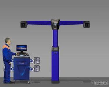 Wheel Alignment 3D