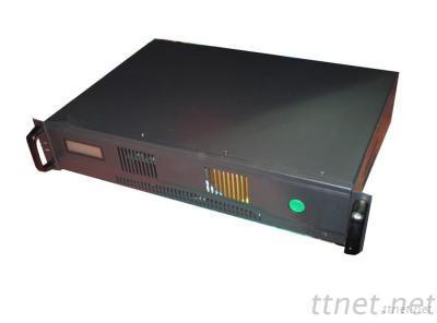 Netcca Rackmount UPS With LCD 2U 700W 48V