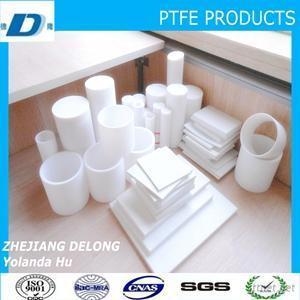 PTFE Sheets, PTFE Rods, PTFE Pipes
