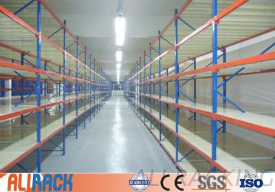 ALI RACKING Long-Span Shelving Medium Duty Racking Warehouse Shelves Storage Shelf
