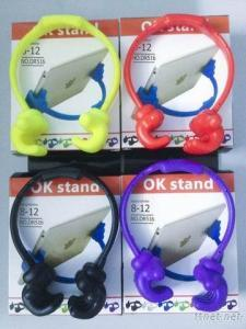 OK Thumb Mobile Phone & Table PC Bracket, OK Stand Holder
