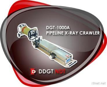 Flaw Detector X-Ray Pipeline Crawler