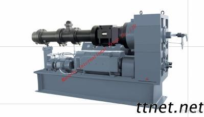 Exhaust Cold Feeding Rubber Extruder (XJP-90)