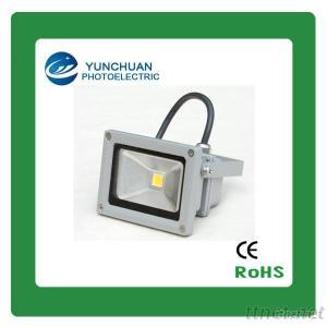 Waterproof 10 Watt LED Flood Light