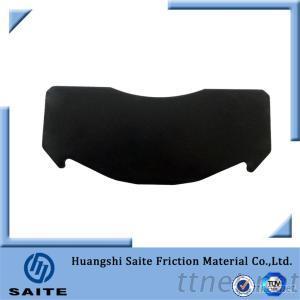 High Tech High Porosity Low Abrasion Brake Pad Brake Dis Brake Palte