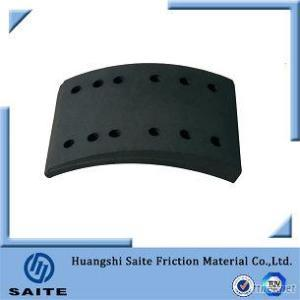 4715ANC Non-Asbestos Reliable Saftety Heavy Truck Brake Lining