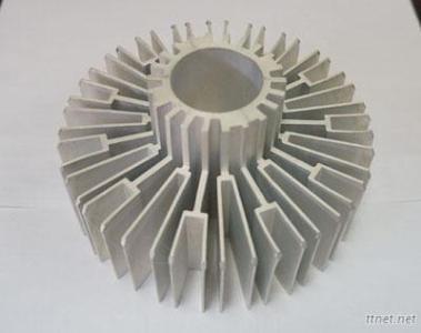 Aluminum Extrusion 2