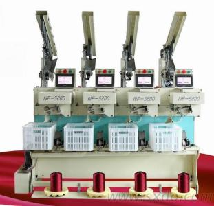 Automatic Embroidery Thread Winding Machine