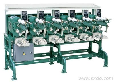 Low Speed Embroidery Thread Winding Machine