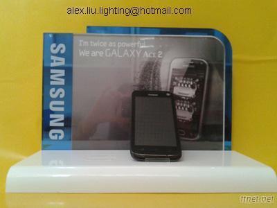 Arcylic Mobile Display