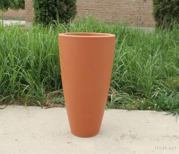 Plastic Flowe Pot