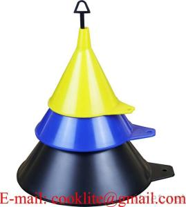 Liquid Handling Triple Transmission Funnel Set