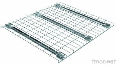 Heavy Duty Steel Mesh Wire Deck For Pallet Racking