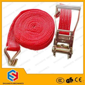Cargo Lashing Belt/ Slackline/ Ratchet Tie Down