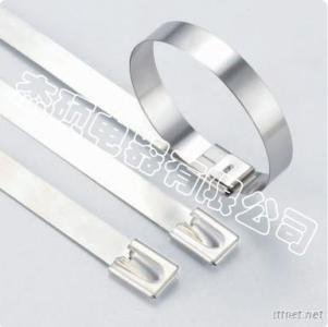 Stainless Steel Cable Ties-Ball Lock Type
