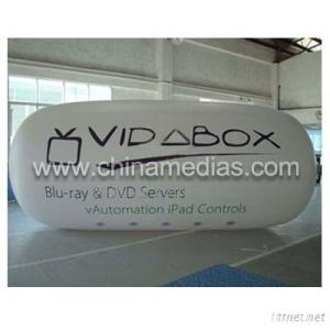 Huge Filled Helium Balloon With Digatal Printing BAL-56