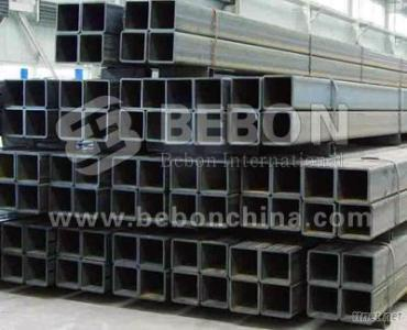 JIS G3101 SS400 Square Hollow Sections, SS400 Square Pipe, SS400 Square Pipe Price