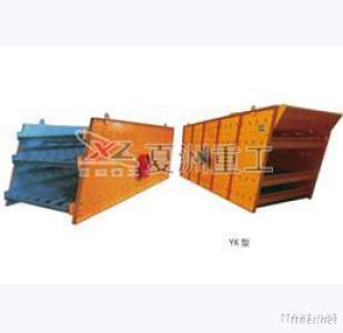 Rounding Vibrating Screen