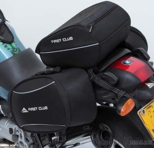 1680D Motorcycle Saddle Bag, Motorcycle Bag
