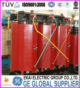 Three Phase SCB10 Insulation Dry Transformer