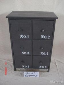 Wooden Living-Room Cabinet Furniture
