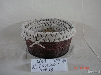 Storage Willow Baskets Manufacturer