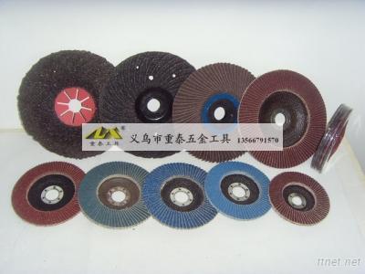 Grid Flap Wheel/Plastic Flap Wheel