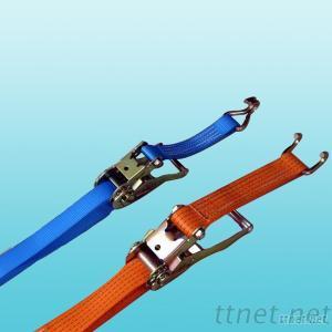 Ratchet Tie-Down Strap & Hook 3