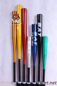 Metallic Iron/Aluminum Alloy Baseball Bat