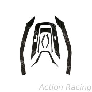 Action Racing, TOYOTA AURIS 2018, B,C Pillars set Car Door & Windows Moldings