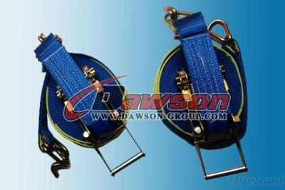 AS/ NZS 4380.2001 Heavy Duty Ratchet Tie Down/Strap