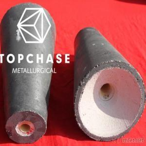 Tundish Zirconic Metering Nozzle