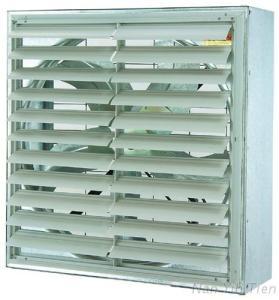 Ventilation Fan W/ PVC Shutter (Belt Drive)