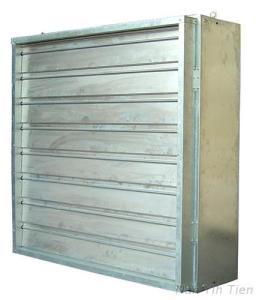 Ventilation Fan W/ AL Shutter (Direct Drive)