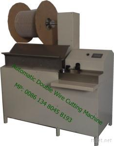 Automatic Double Wire Cutting Machine