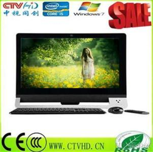 New 19 Inch Cheap All In One Touch Screen Computer Manufacturer