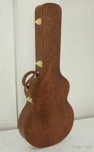 Colorful Guitar Jumbo Case, Hard Guitar Case For Jumbo