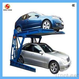 Two Post Hydraulic Auto Parking Lift