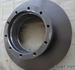 BENZ Truck Brake Disc Rotor